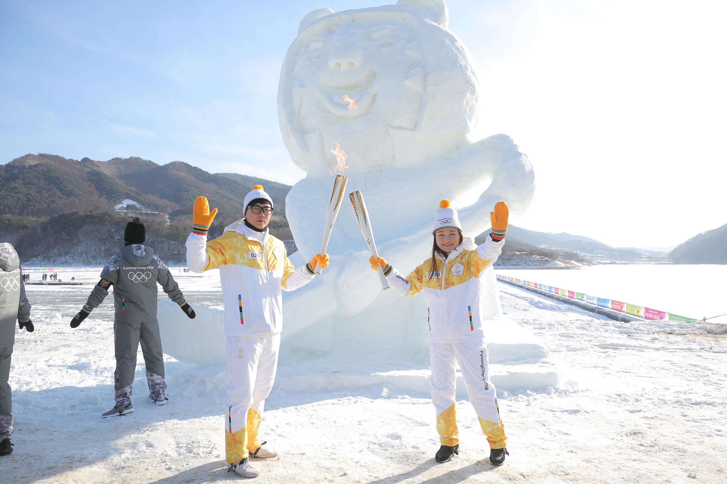 North And South Korea To Unite At 2018 Winter Olympics ...