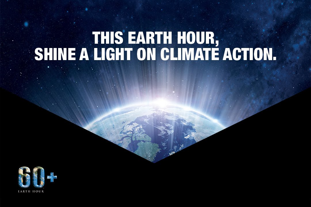 On Saturday, March 19th Join The Earth Hour Movement By ...