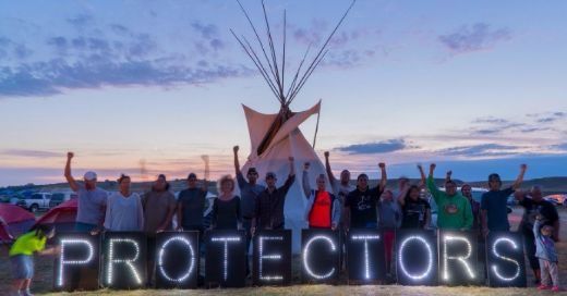 Why Native Americans And Environmentalists Are Up In Arms About The North Dakota Access Pipeline