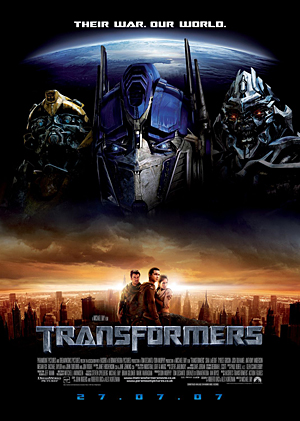 The Making of Transformers - the Movie