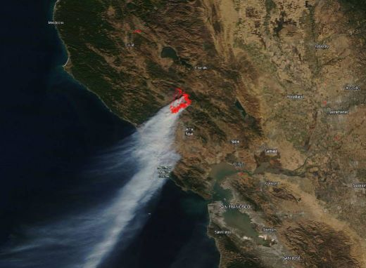 California's Fire Season Is Getting Longer And Increasingly More Destructive