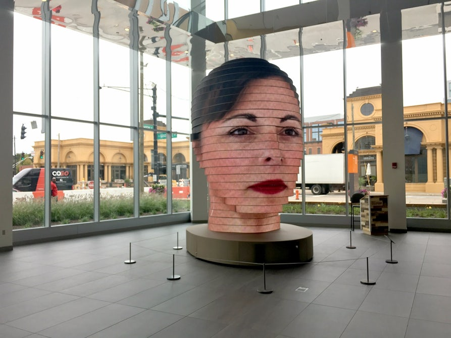 Columbus Artist Creates The Ultimate Selfie Experience