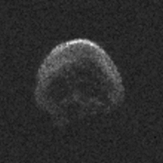"Spooky ""Death Comet"" Will Fly By Earth Shortly After Halloween"