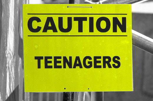 Scientists Discover The Obvious - Teenage Brains Are Wired To Be Impatient And Impulsive!