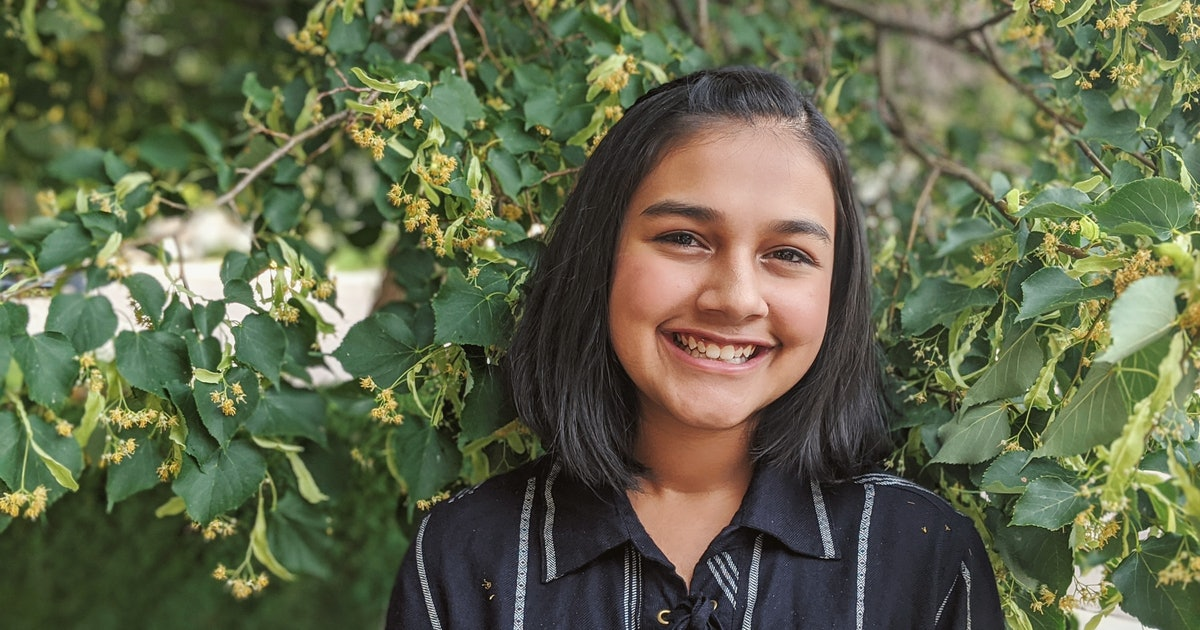 "Gitanjali Rao Is Time Magazine's First ""Kid Of The Year"""