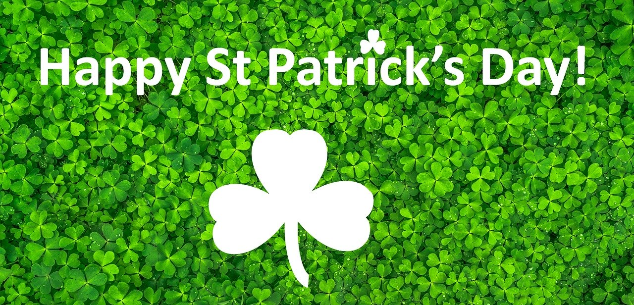 Let's Go Green: It's Saint Patrick's Day!
