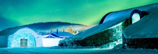 Sweden's Spectacular ICEHOTEL Opens For The 29th Season