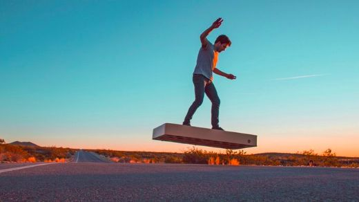 Marty Mcfly's Hoverboard May Finally Be A Reality