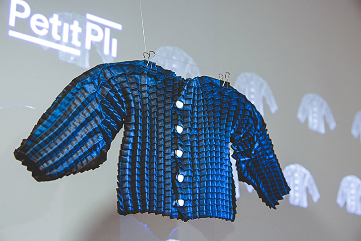 Origami-Inspired Petit Pli Clothing Grows With Kids