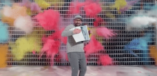 Video Of The Week - OK Go's New Video Is A Slow Motion Masterpiece!