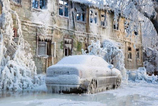 "Russian Village Declares Rare ""Snow Day"" After Temperatures Dip To -88 Degrees Fahrenheit!"