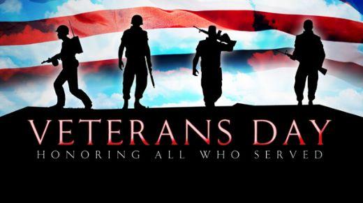 Celebrating Veterans Day