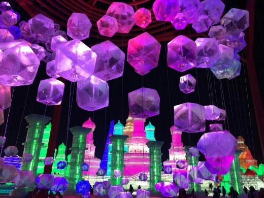 China's Spectacular Harbin Ice And Snow Festival Expected To Attract Over A Million Visitors