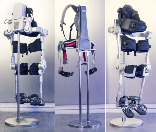 Hyundai Unveils Stylish Iron Man-Inspired Robotic Suits