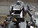 Imagine Roaming The Streets Inside This Gigantic Mechanized Robot
