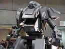 Imagine Roaming The Streets Inside This Gigantic Mechanized Robot