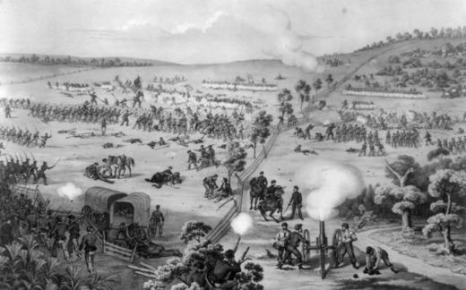 bloodiest battles in municipal war