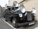 London Taxi Turns Street Sounds Into Sweet Music