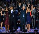 Barack Obama Re-Elected President Of The United States Of America!