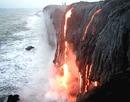 Lava From Hawaii's Kilauea Volcano Spills Into The Ocean