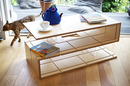 Elegant Coffee Table Doubles Up As A Playhouse