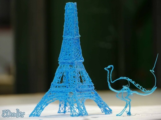 Create 3D Objects From 'Thin Air' With The Awesome 3Doodler