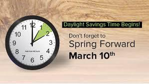 Yay! Daylight Saving Time Is Here!