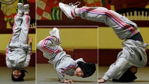 Video Of The Week - Six-Year-Old Break Dancing Champion Is Mesmerizing