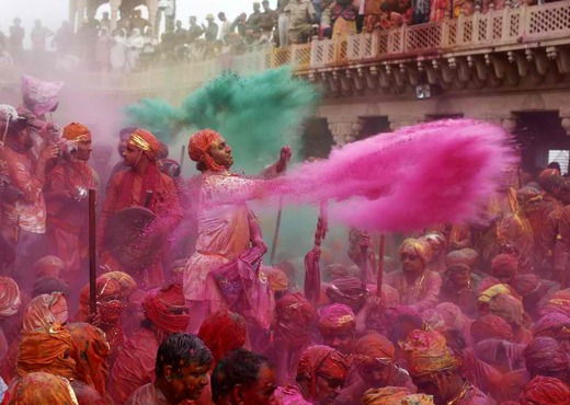 India's Spring Festival Is Like None Other!
