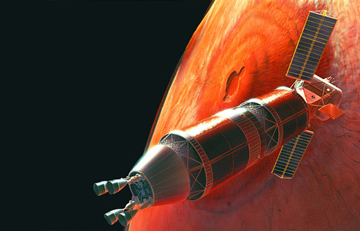 Applications Pour In For First Private Mission To Mars