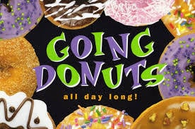 YAY! Friday June 7th Is National Donut Day!