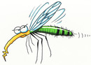Kite Patch Makes Humans Invisible . . . To Mosquitoes!