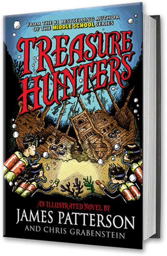 James Patterson Kids Books
