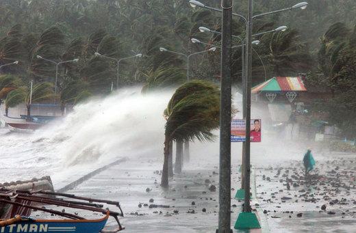 Super Typhoon Haiyan Sweeps Across Philippines Kids News Article