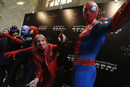 Video Of The Week - Real-Life Spider-Man Helps Promote Comic Book Superhero Movie