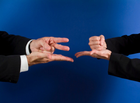 Scientists Reveal A Failproof Strategy To Win Rock-Paper-Scissors