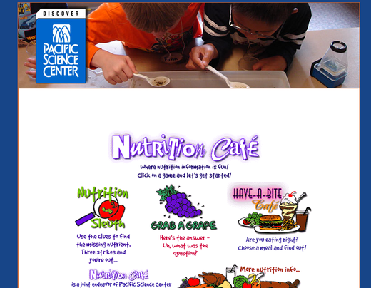 Nutrition Cafe